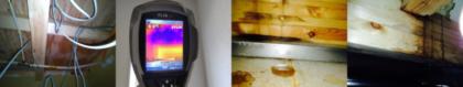 住宅診断と欠陥住宅の写真(横長)